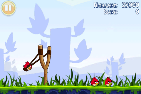 Angry Birds has a great example of a visceral feeling mechanic. When you pull back the sling shot, the strings change and adjust to your every movement, the sound gives you feedback of how much tension you are using, and it relates to a physical object -- In the end it feels like you're really pulling back on a slingshot.