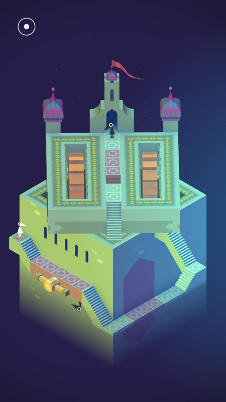 Monument Valley is a short game -- but celebrated as so.