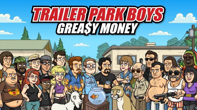 Designer Diary - Trailer Park Boys: Greasy Money