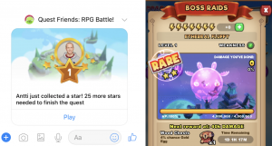 Getting the Message: Why 2018 will be the year developers master messenger gaming - 2018 Facebook facebook messenger growth messenger messenger games mobile social channels 9