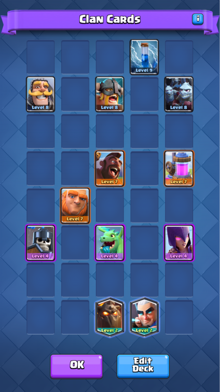 Clash Royale Clan Wars - An update to re-engage its loyal fans? - 5