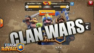 Clash Royale Clan Wars - An update to re-engage its loyal fans? -  9