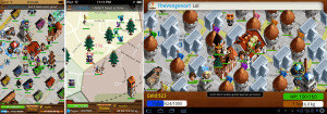Location based gaming has been around since 2008. Games like Parallel Kingdoms by Per Blue