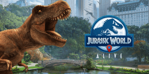 Can Jurassic World Alive stand up to Pokemon Go? -