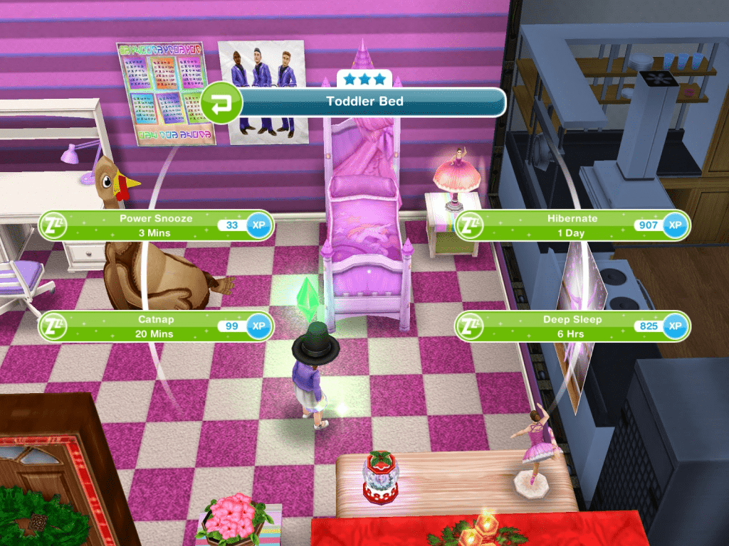Deconstructing Sims Mobile - 12