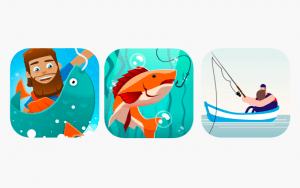 Fishing for Gaming Trends on the App Store - fishing game mechanics hyper casual hypercasual trends