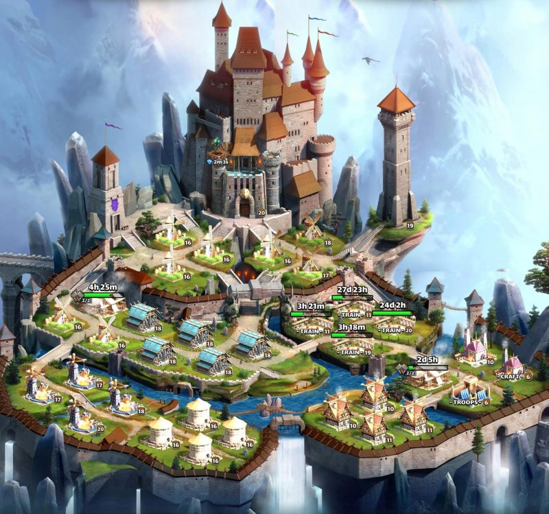 Deconstructing Empires & Puzzles — Mobile Free to Play