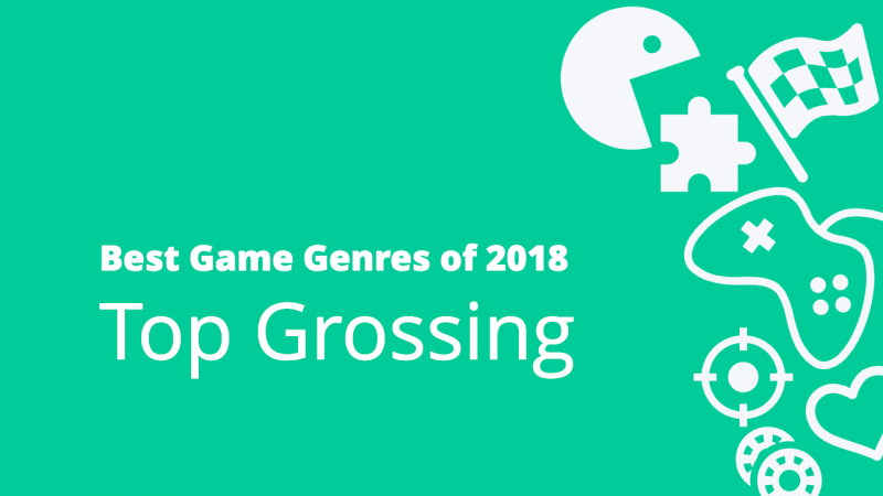 The Top Grossing Mobile Game Genres Of 2018